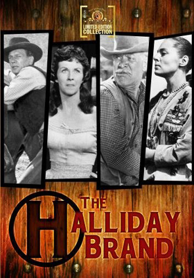 MGM Limited Edition Collection The Halliday Brand DVD