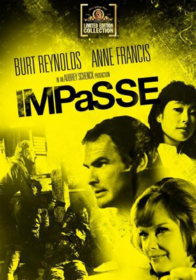 MGM Limited Edition Collection Impasse DVD