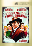 The King and Four Queens DVD