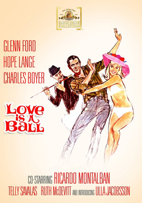 MGM Limited Edition Collection Love is a Ball DVD