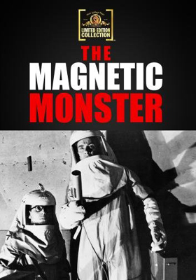 MGM Limited Edition Collection The Magnetic Monster DVD