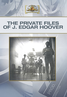 MGM Limited Edition Collection The Private Files Of J. Edgar Hoover DVD