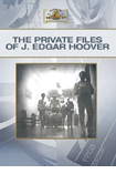 The Private Files of J. Edgar Hoover DVD