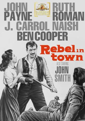 MGM Limited Edition Collection Rebel in Town DVD