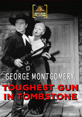 MGM Limited Edition Collection Toughest Gun in Tombstone DVD