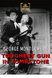 Toughest Gun in Tombstone DVD