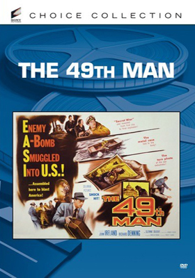 Sony Pictures Choice Collection The 49th Man DVD