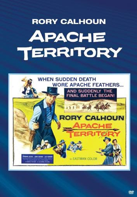 Sony Pictures Choice Collection Apache Territory DVD