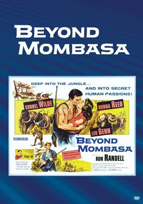 Sony Pictures Choice Collection Beyond Mombasa DVD