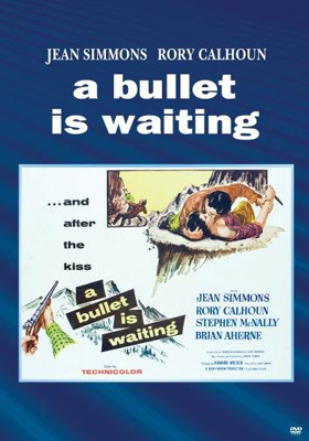Sony Pictures Choice Collection A Bullet Is Waiting DVD