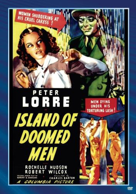 Sony Pictures Choice Collection Island of Doomed Men DVD