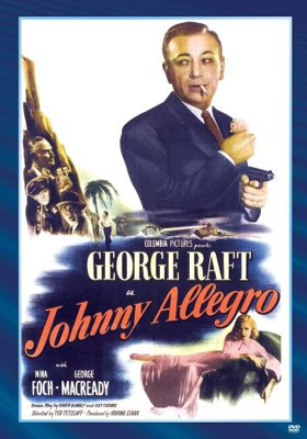 Sony Pictures Choice Collection Johnny Allegro DVD