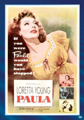 Sony Pictures Choice Collection Paula DVD