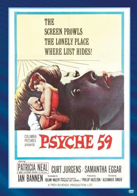 Sony Pictures Choice Collection Psyche 59 DVD