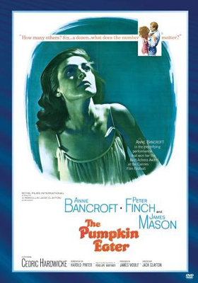 Sony Pictures Choice Collection The Pumpkin Eater DVD