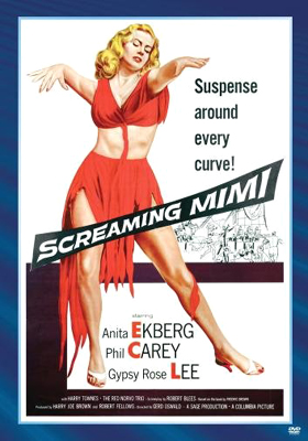 Sony Pictures Choice Collection Screaming Mimi DVD