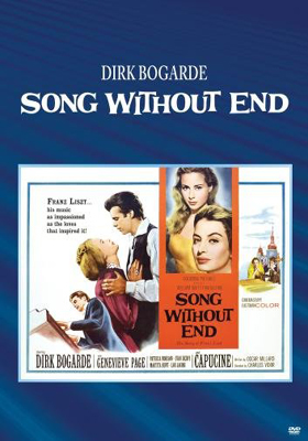 Sony Pictures Choice Collection Song Without End DVD