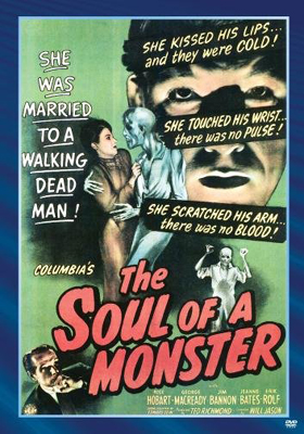 Sony Pictures Choice Collection The Soul of a Monster DVD