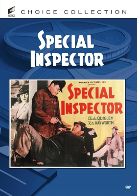 Sony Pictures Choice Collection Special Inspector DVD