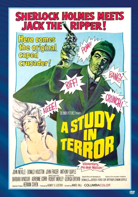 Sony Pictures Choice Collection A Study in Terror DVD