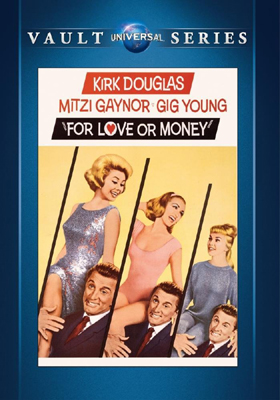 Universal Vault Series For Love or Money DVD
