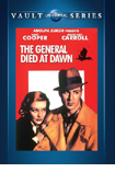 The General Died at Dawn DVD
