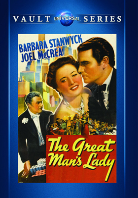 Universal Vault Series The Great Man's Lady DVD