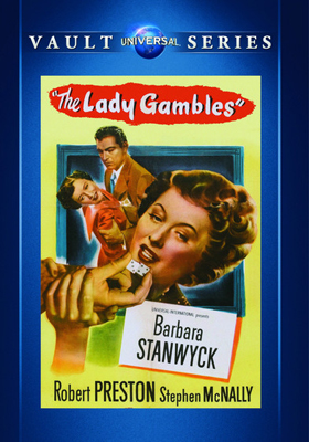 Universal Vault Series The Lady Gambles DVD