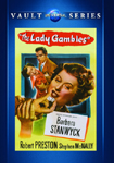 The Lady Gambles DVD