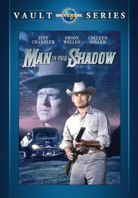 Universal Vault Series Man in the Shadow DVD