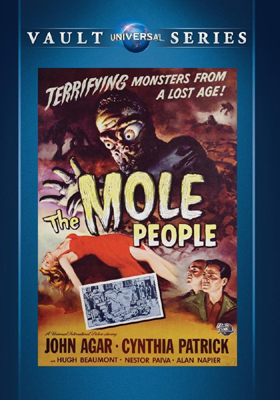 Universal Vault Series The Mole People DVD