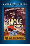 The Mole People DVD