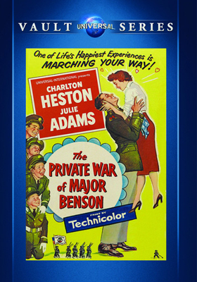 Universal Vault Series The Private War of Major Benson DVD