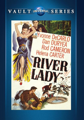 Universal Vault Series River Lady DVD