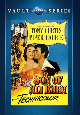 Universal Vault Series Son of Ali Baba DVD