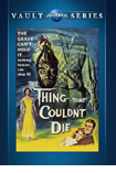 The Thing That Couldn't Die DVD