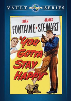 Universal Vault Series You Gotta Stay Happy DVD