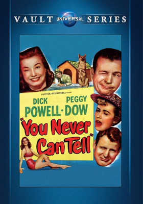Universal Vault Series You Never Can Tell DVD
