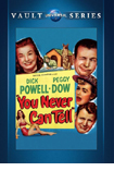 You Never Can Tell DVD