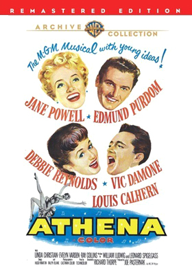 Warner Archive Athena DVD-R