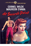 At Sword's Point DVD