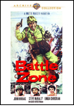 Battle Zone DVD