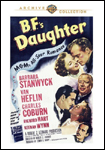 B.F.'s Daughter DVD