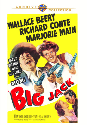 Warner Archive Big Jack DVD-R