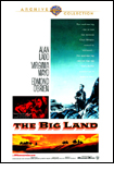 The Big Land DVD