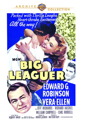 Warner Archive Big Leaguer DVD-R