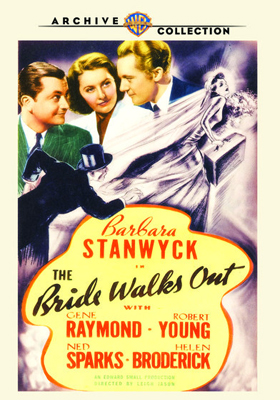 Warner Archive The Bride Walks Out DVD-R