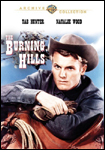 The Burning Hills DVD