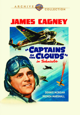 Warner Archive Captains of the Clouds DVD-R