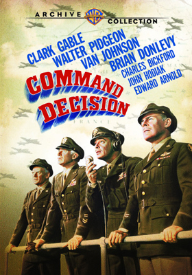 Warner Archive Command Decision DVD-R